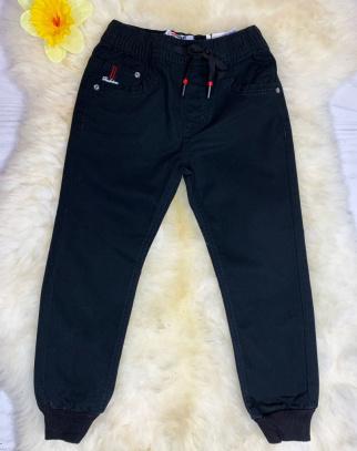 Spodnie jeans BLACK