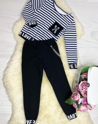 Komplet Vicky Bluza + Spodnie