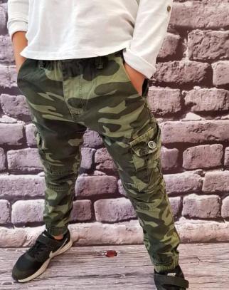 Spodnie jeansowe bojówki Moro - HIT