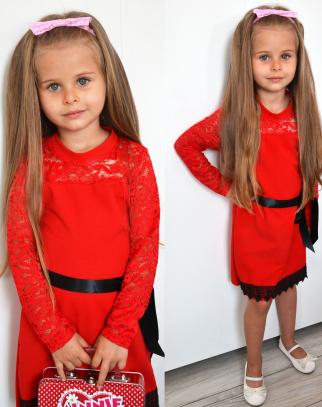 Sukienka Red Fantastic