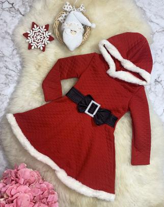 Sukienka Mikołajka - Christmas Collection