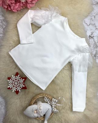 Bluzka Maya - kolor biały