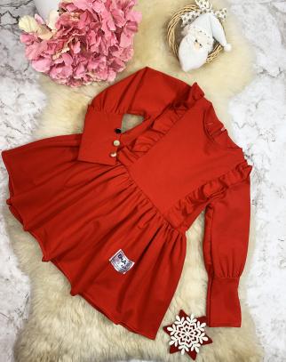Sukienka Corin Red - Christmas Edition