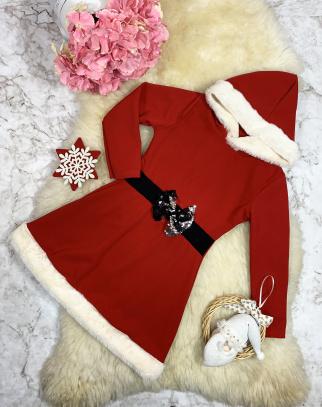 Sukienka Mikołajka Vol 2 - Christmas Collection