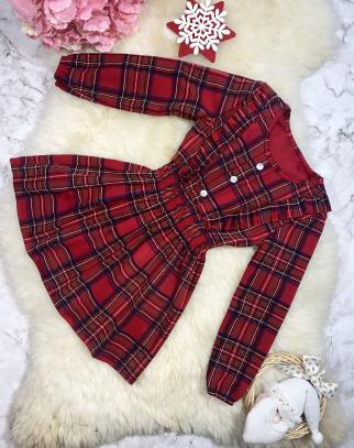 Sukienka Valia kratka - Christmas Collection