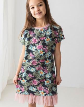 Sukienka Multi Flori - HIT