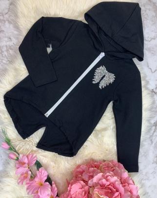 Bluza Angel Wings - Black