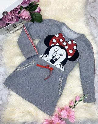 Sukienka Minnie Grey