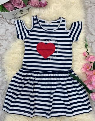 Sukienka Magic Hearts
