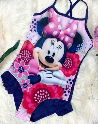 Kostium kąpielowy Mickey Mouse-Fiolet