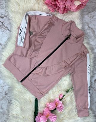 Bluza Ocieplana Vanessa - Pink