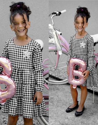 Sukienka Celine Cotton