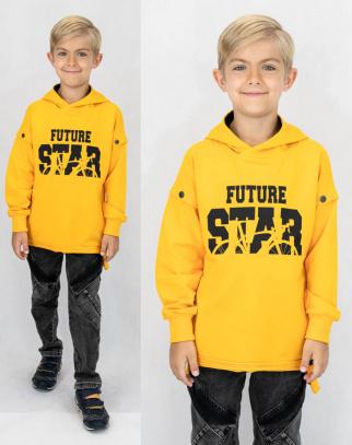 Komplet dla chłopca Future Star Yellow