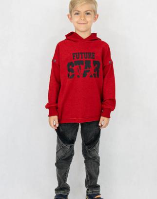 Komplet dla chłopca Future Star Red
