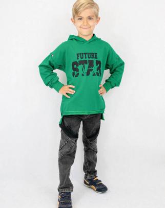 Komplet dla chłopca Future Star Green