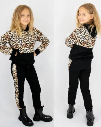 Komplet dresowy dla dziewczynki Khloe