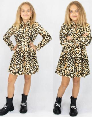 Sukienka dla dziewczynki Ariana Animal
