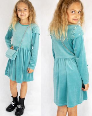 Sukienka dla Dziewczynki Molly Turkus