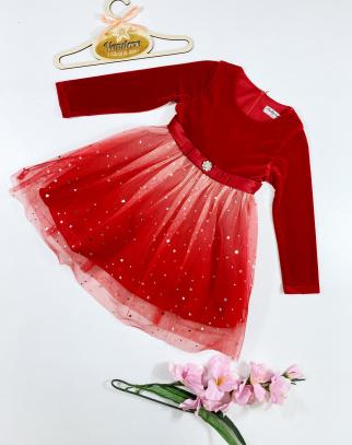 Sukienka dla Dziewczynki Amanda Long Sleeve